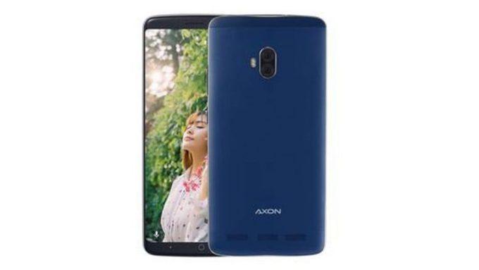 ZTE Axon 9 b