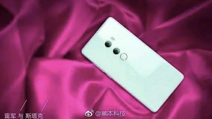 Xiaomi Mi Mix 2S 2