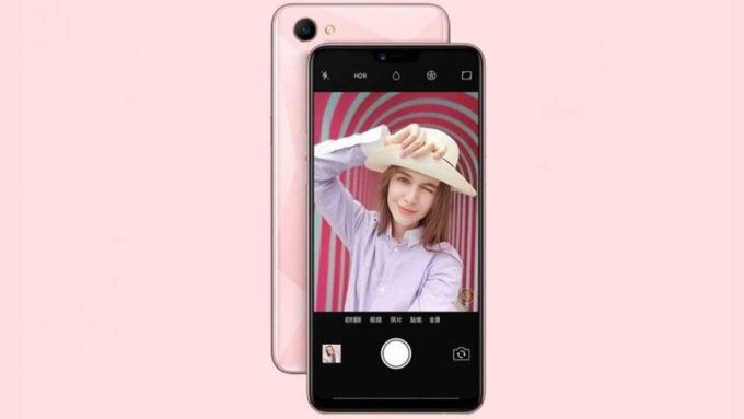 OPPO A3 Pink
