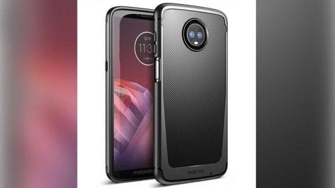 Moto Z3 Play Fingerprint