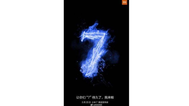 Xiaomi Mi 7 Poster ok DL