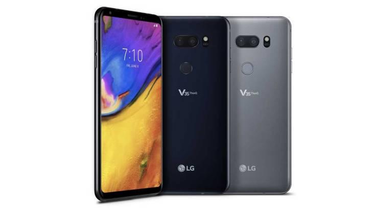 LG V35 ThinQ Launch 2