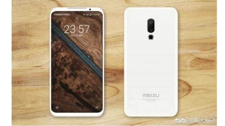 Meizu 16 Leak Image