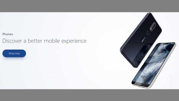 Nokia X6 Site