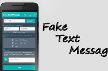 FakeTextMessage