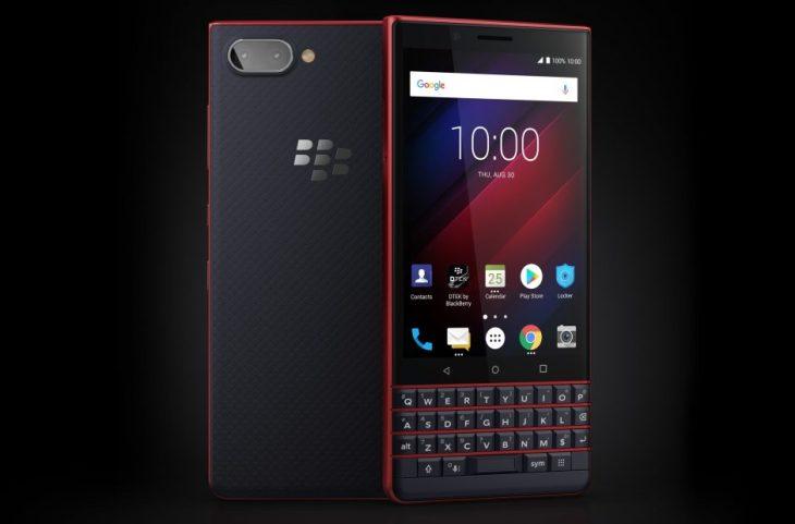 BlackBerry KEY2 LE Terbaru
