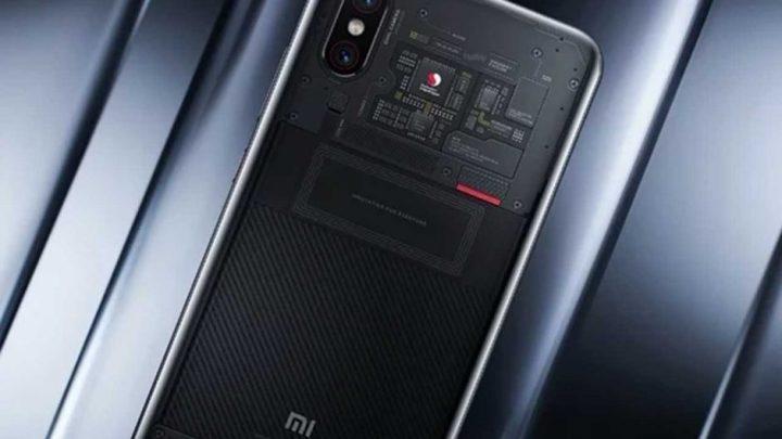 Mi 8 Pro Edition