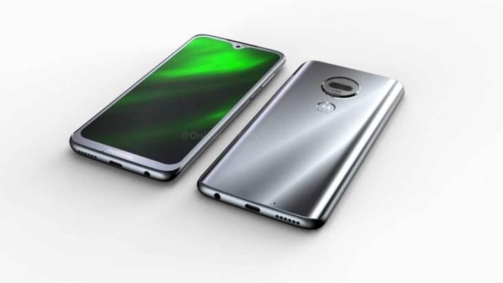Gambar Moto G7