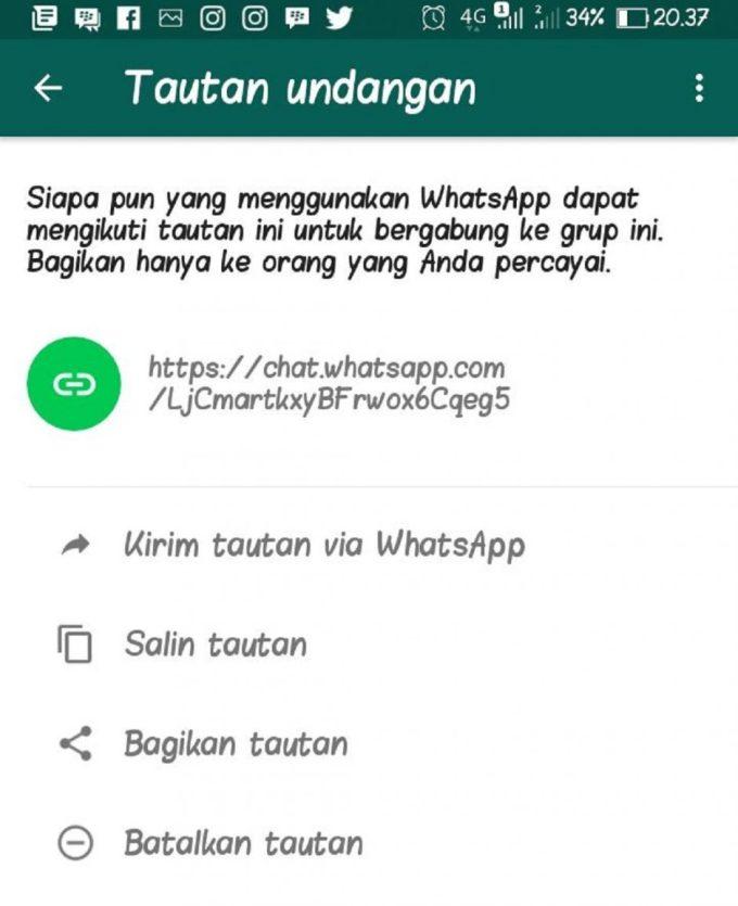 Tautan Grup WhatsApp 2