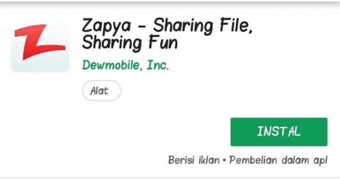Transfer File Dengan Cepat (1)