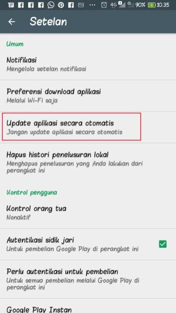 Update Otomatis (3)