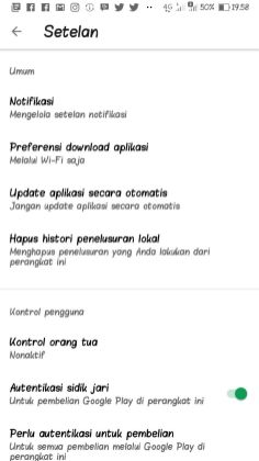Playstore Control 2