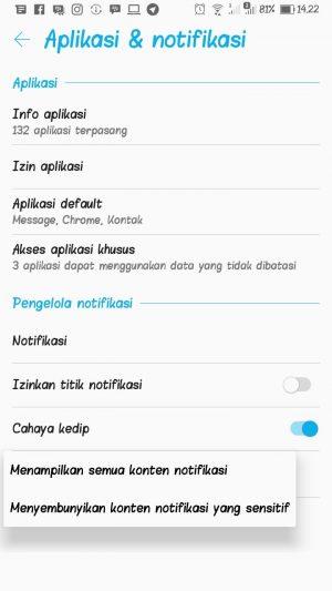 Notifikasi Lock Screen02