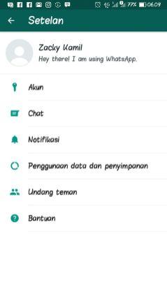 Notifikasi Messenger 02