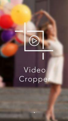Video Croper