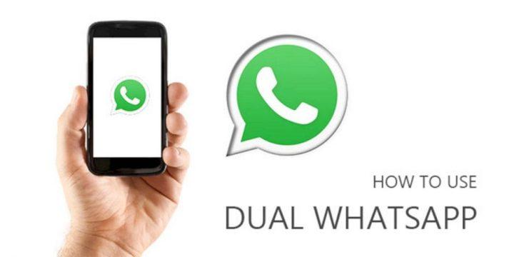 Cara Menggunakan Dual WhatsApp
