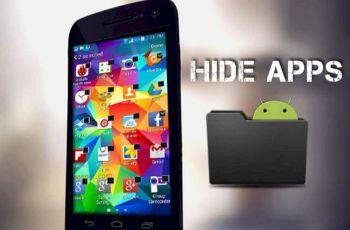 Cara Menyembunyikan Aplikasi