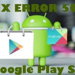 Error 506 playstore