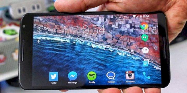 Rotasi Layar Android