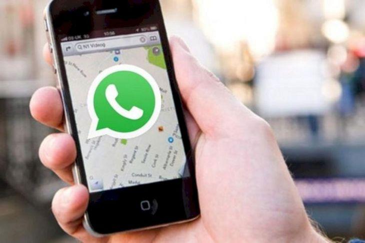 Cara Membagikan Lokasi WhatsApp