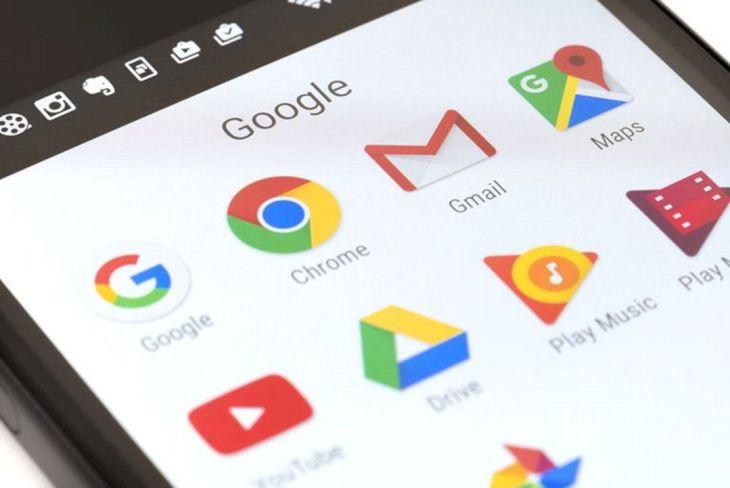 Cara Menghapus Akun Gmail Android