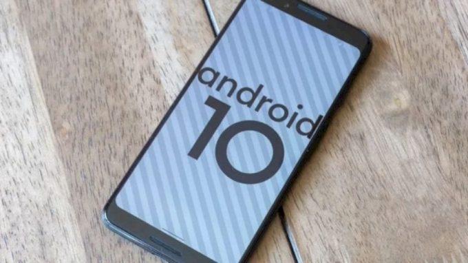 Dark Modern Android 10 Q