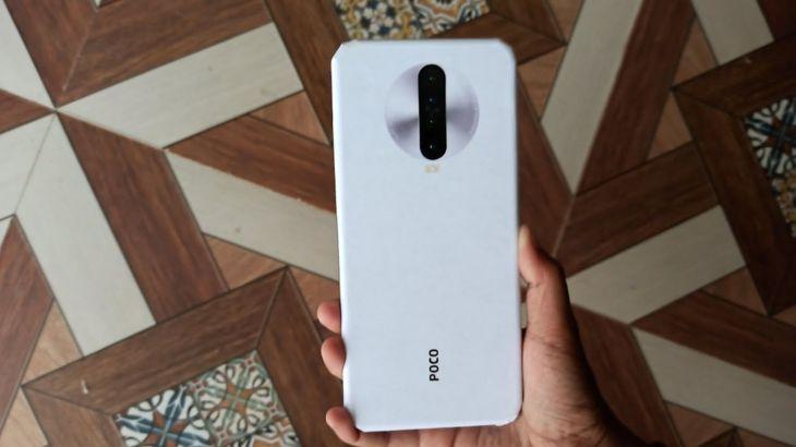 Smartphone Poco X2