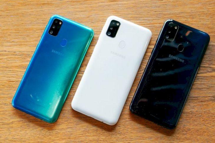 Update Samsung Galaxy A30s