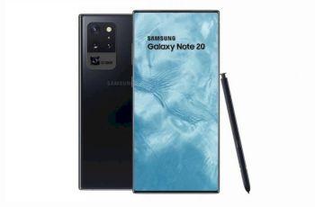 Bocoran Samsung Galaxy Note 20