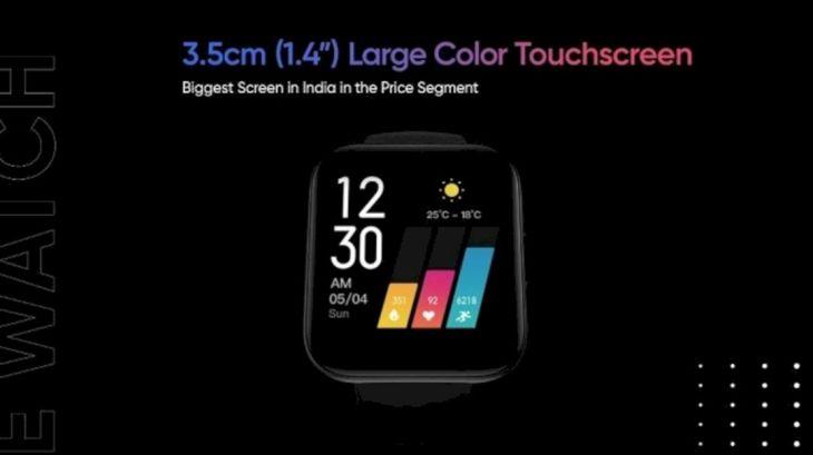 Bocoran Ungkap Keberadaan Realme Watch