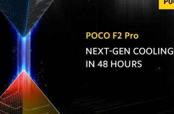 POCO F2 Segera Dirilis Hari Ini