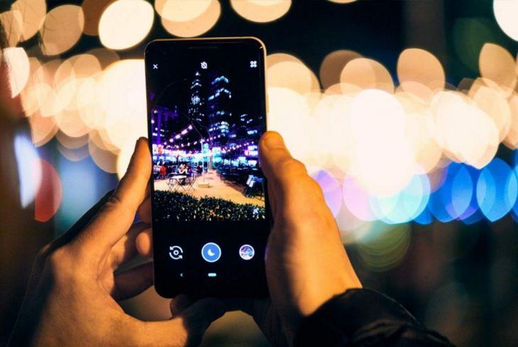 Memanfaatkan Mode Malam Pada Smartphone