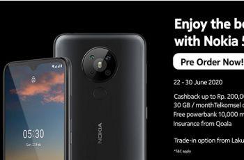Pre Oder Nokia 5 3 di Indonesia