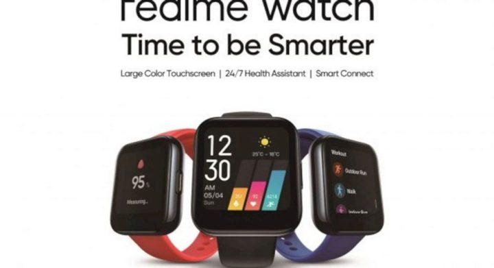 Tanggal Peluncuran Realme Watch