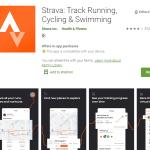 Aplikasi Bersepeda Terbaik Strava