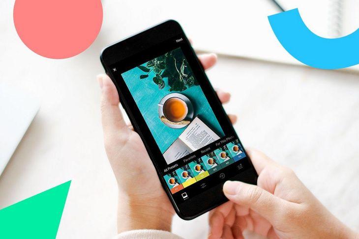 Aplikasi Edit Foto di Android Paling Mudah