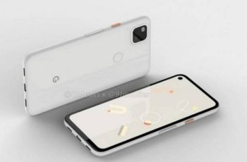 Google Pixel 4a resmi diluncurkan