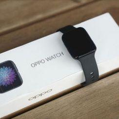 Oppo Watch Resmi Dirilis