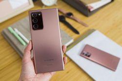 Resmi Meluncur, Berikut Harga dan Spesifikasi Samsung Galaxy Note 20 Ultra