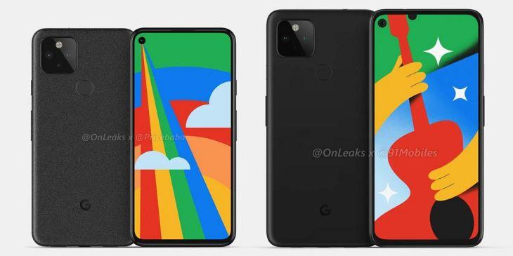 Google Pixel 5 dan Pixel 4a 5G
