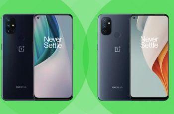 OnePlus Nord N10 5G dan OnePlus Nord N100