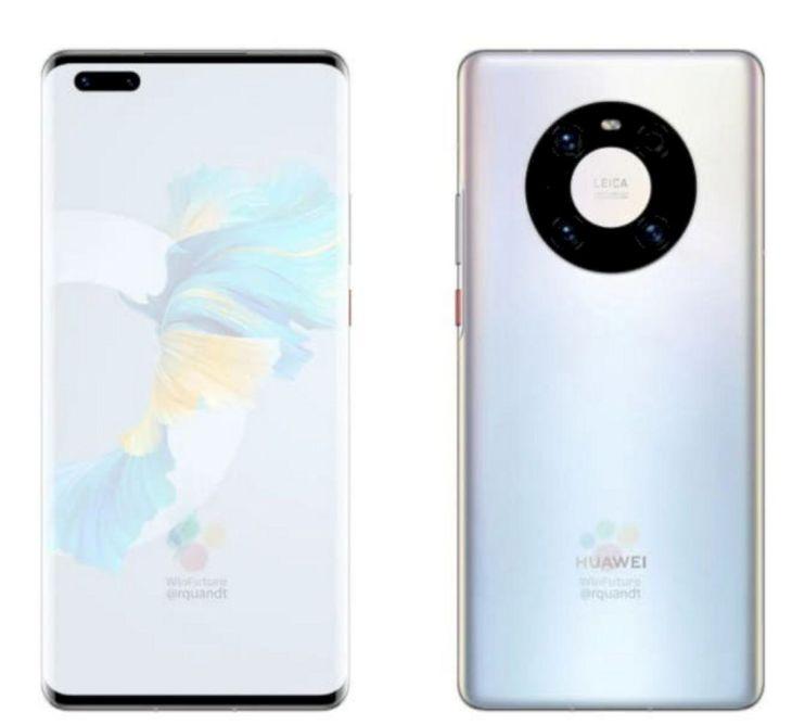 Spesifikasi Huawei Mate 40 Pro