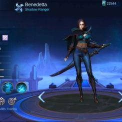 Hero Benedetta Mobile Legends