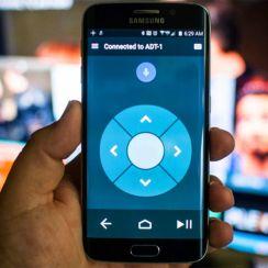 Cara Membuat Smartphone Android Menjadi Remote TV