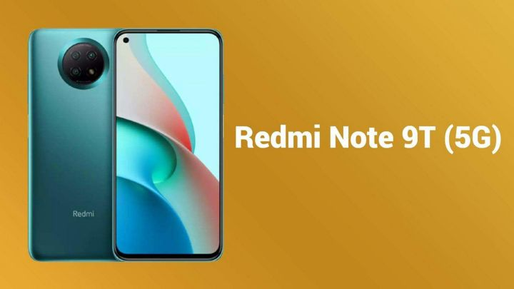 Redmi Note 9T 5G Akan Meluncur