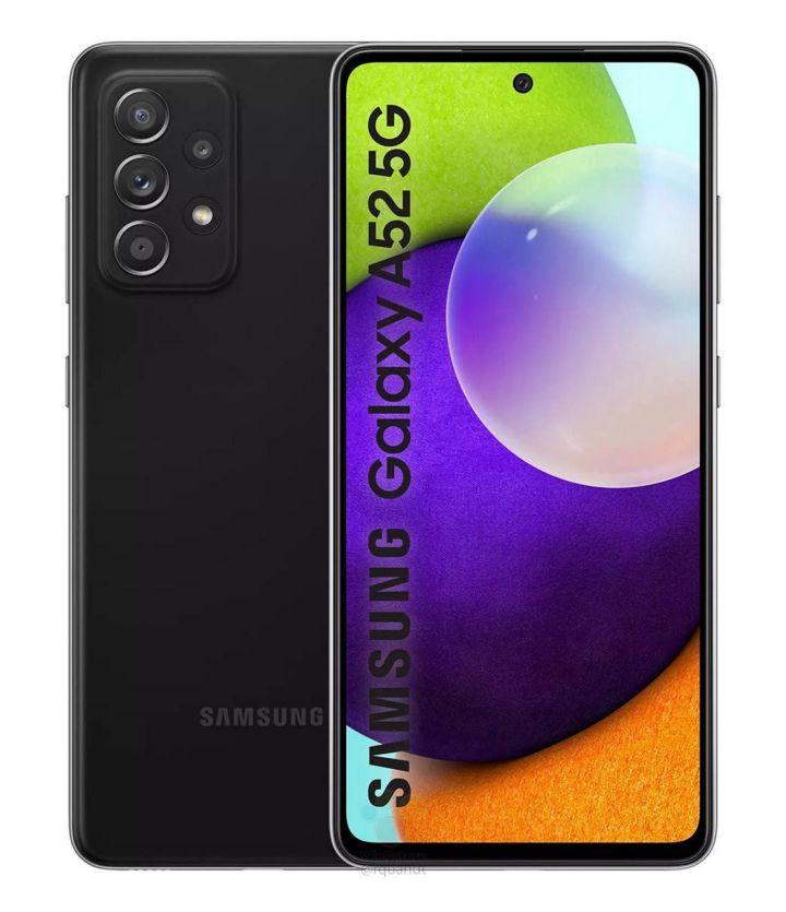 Galaxy A52 Hitam