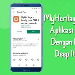 Membuat Foto Lawas bergerak Dengan MyHeritage