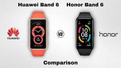 Komparasi Huawei Band 6 dan Honor Band 6