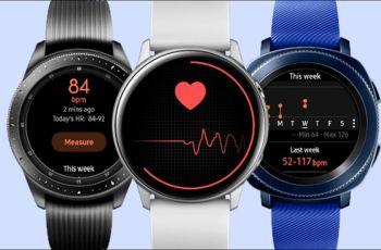 Cara Mengukur Detak Jantung Samsung Galaxy Watch