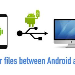 Cara Mudah Transfer File dari Android ke Mac